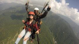 Bir billing paragliding